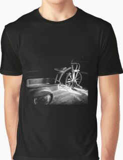 Tricycle Vintage Graphic T-Shirt