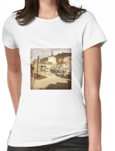 Karlovy Vary Womens Fitted T-Shirt