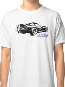 La Sfida - Viper (Blue) Medium Contrast Classic T-Shirt