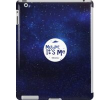 Mulder, It's Me iPad Case/Skin
