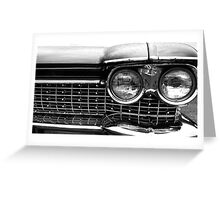 American Metal - 3 Greeting Card