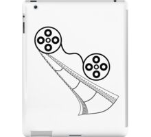 I Love the Movies 02 iPad Case/Skin