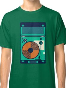 Record Player Classic T-Shirt