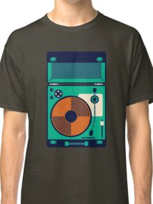 Record Player Classic T-Shirt