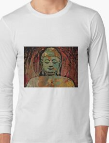 Gautama Buddha-2 Long Sleeve T-Shirt