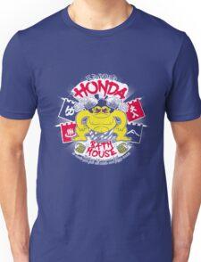 Honda Bath House Unisex T-Shirt