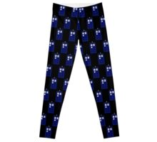 Doctor Who Tardis In Space... Leggings