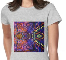 fragments of an ancient civilization Womens Fitted T-Shirt