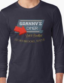 Granny's Diner Long Sleeve T-Shirt