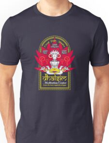 Dhalsim Meditation Center Unisex T-Shirt