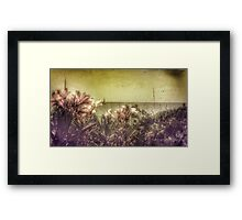 .Come Sail Away With Me Framed Print