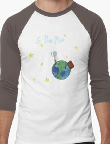 Le Petit Rick Men's Baseball ¾ T-Shirt