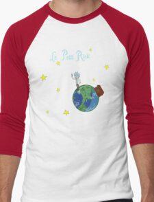 Le Petit Rick Men's Baseball ¾ T-Shirt
