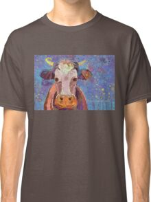 THE COW WITH THE CRUMPLED HORN Classic T-Shirt