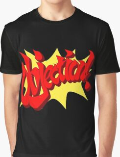 Objection! Graphic T-Shirt