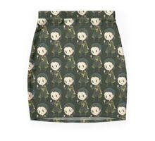 Low-Key Fashion Mini Skirt