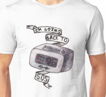 505 Lyrics Unisex T-Shirt