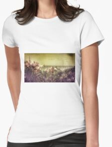 .Come Sail Away With Me Womens Fitted T-Shirt