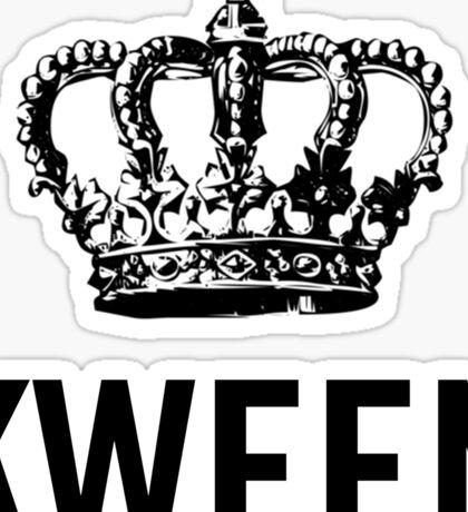 Kween Sticker