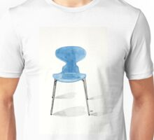 Ant Chair - Watercolor Painting Unisex T-Shirt