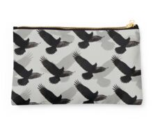 Ravens Flying Studio Pouch