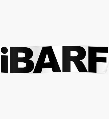 iBARF Poster