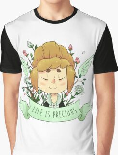Life is Precious - Kate Graphic T-Shirt
