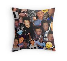 Jacob Sartorius Throw Pillow