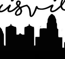 I Heart Louisville Sticker