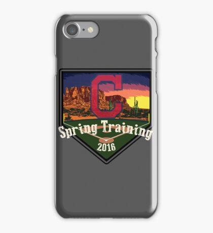 Cleveland Indians Spring Training 2016 iPhone Case/Skin