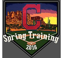 Cleveland Indians Spring Training 2016 Photographic Print