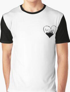 I Heart LA // Los Angeles Graphic T-Shirt