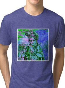 LORD KRISHNA Tri-blend T-Shirt