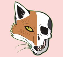 Fox Scull One Piece - Long Sleeve