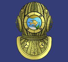Antique Diver's Helmet Unisex T-Shirt