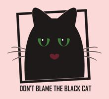 DON'T BLAME THE BLACK CAT One Piece - Long Sleeve
