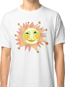 Sun Or Moon Or Stars Up In The Sky Classic T-Shirt