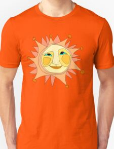 Sun Or Moon Or Stars Up In The Sky Unisex T-Shirt
