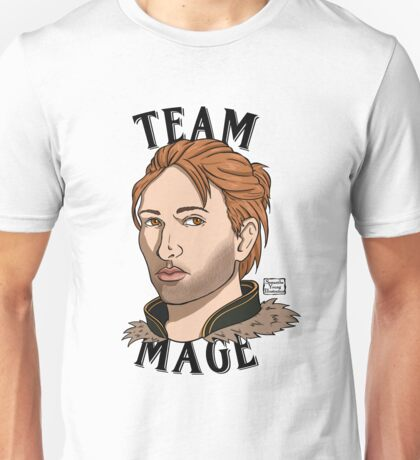 Team Mage Anders Unisex T-Shirt