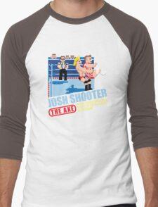 Retro- Axe V Juicy Men's Baseball ¾ T-Shirt
