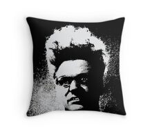 Dingushead Throw Pillow
