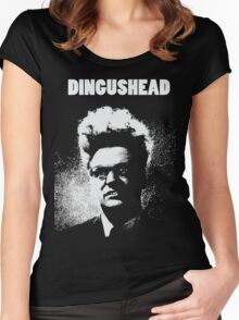 Dingushead Women's Fitted Scoop T-Shirt