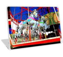 The Carousel Horsey's Secret Laptop Skin