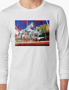 The Carousel Horsey's Secret Long Sleeve T-Shirt
