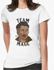 Team Mage Dorian Womens Fitted T-Shirt