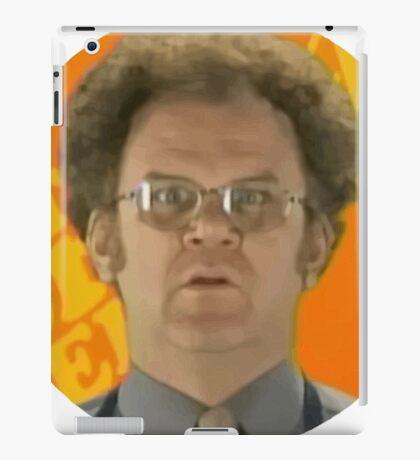 Dr Steve brule iPad Case/Skin
