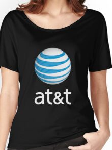 people at&t vintage Women's Relaxed Fit T-Shirt