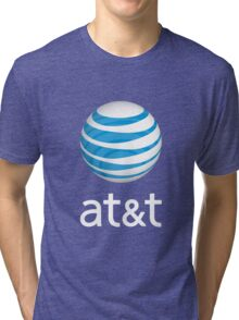 people at&t vintage Tri-blend T-Shirt