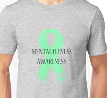 Mental Illness - Chevron Unisex T-Shirt