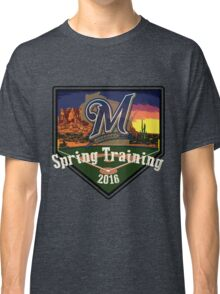 Milwaukee Brewers Spring Training 2016  Classic T-Shirt
